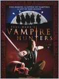 Vampire hunters streaming
