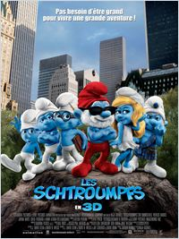 Regarder le film Les Schtroumpfs TS VF en streaming VF