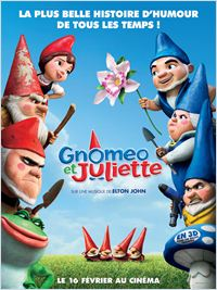 Regarder le film Gnomeo et Juliette en streaming VF