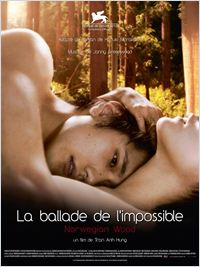 Film La Ballade de l'Impossible - Norwegian Wood  streaming vf