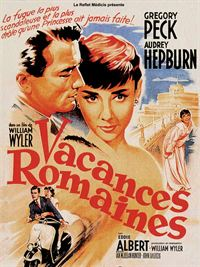 film Vacances romaines en streaming