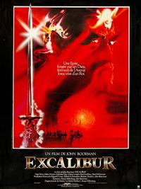 film Excalibur en streaming