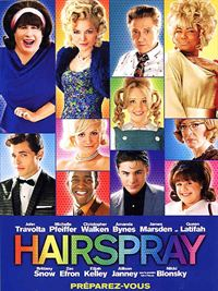 film Hairspray en streaming