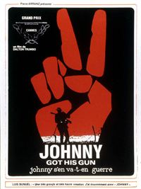 film Johnny s'en va t en guerre en streaming
