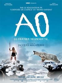 film AO, le dernier Néandertal en streaming
