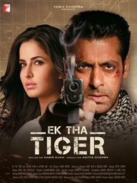 film Ek Tha Tiger en streaming