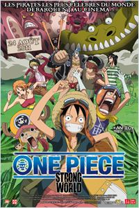 Tlcharger One Piece Strong World VF Megaupload