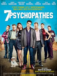 Regarder 7 Psychopathes en streaming