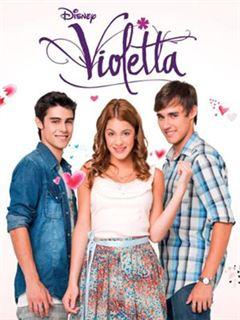 Violetta en streaming
