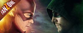 FanZone 309 : Flash VS Arrow