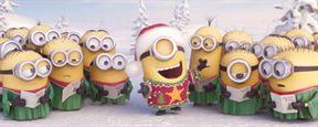 Quand les Minions massacrent des chants de Noël