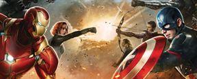 Captain America Civil War: les super-héros Marvel s'affrontent sur les nouveaux concept arts