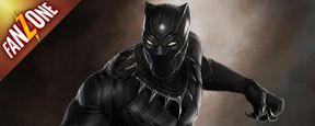 FanZone 476 : Black Panther sort les griffes