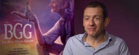 Dany Boon prête sa voix au Bon Gros Géant de Steven Spielberg
