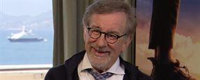 """Steven Spielberg : """"On mélange des rêves quand on fait des films."""""""