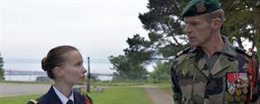 Bande-annonce Volontaire : la jeune recrue Diane Rouxel tient tête à l'intransigeant commandant Lambert Wilson