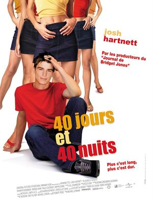 40 jours et 40 nuits [FRENCH DVDRiP] | Multi Liens