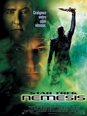 affiche Star Trek X : Nemesis