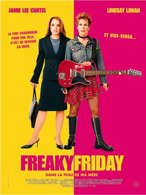 Freaky Friday dans la peau de ma mere [FRENCH DVDRiP] | Multi Liens