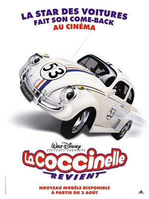 La Coccinelle revient [TRUEFRENCH DVDRiP] | Multi Liens
