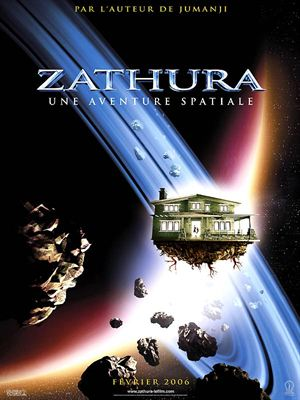 affiche Zathura : une aventure spatiale