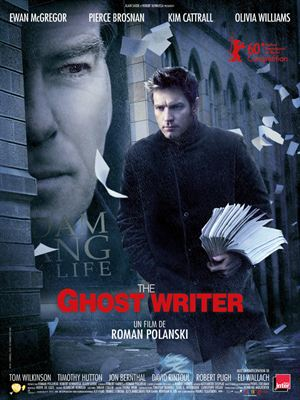 The Ghost Writer [TRUEFRENCH DVDRiP] | Multi Liens