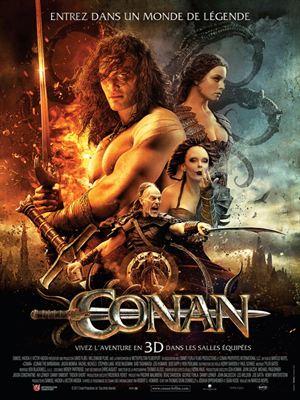 affiche Conan