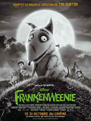 Frankenweenie [TRUEFRENCH DVDRiP] | Multi Liens