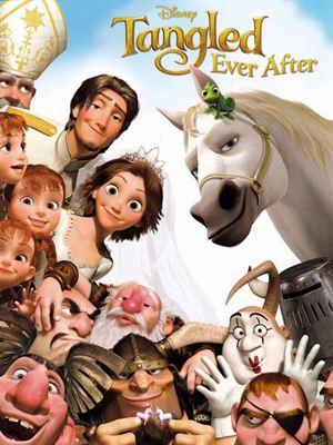 [MULTI] Tangled Ever After [DVDRiP]