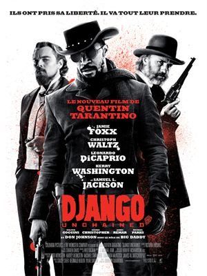 Django Unchained [FRENCH DVDSCR] | Multi Liens