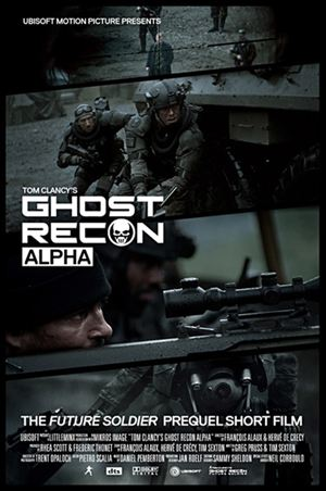 Ghost Recon Alpha [VOSTFR DVDRiP]