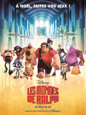 Les Mondes de Ralph [FRENCH BDRiP] | Multi Liens