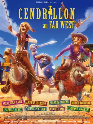 Cendrillon au Far West [FRENCH DVDRiP] | Multi Liens