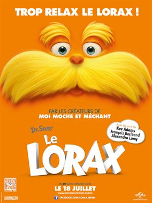 Le Lorax [FRENCH DVDRiP] | Multi Liens