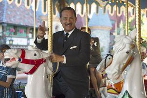 Walt nos Bastidores de Mary Poppins - Foto
