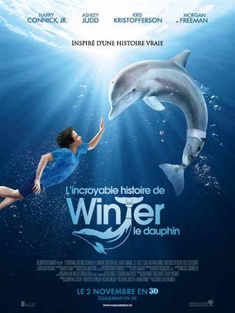 L'Incroyable histoire de Winter le dauphin | DVDRip | 2011