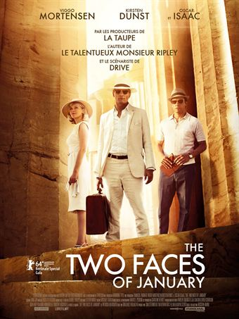 The Two Faces of January | DVDRip | 2014