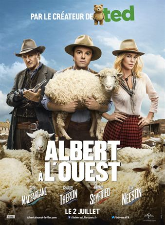 Albert à l'ouest   DVDRiP   2014