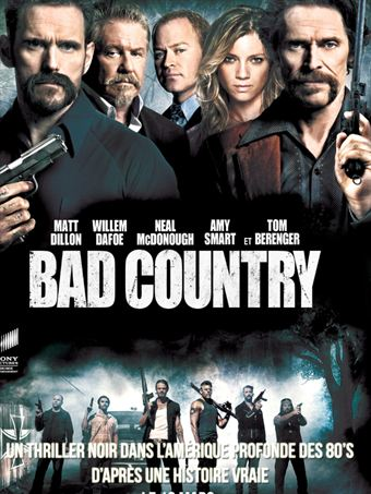 Bad Country | DVDRiP | 2013