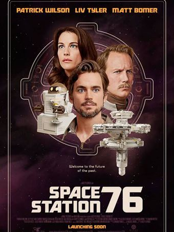 Space Station 76 | DVDRip | 2014