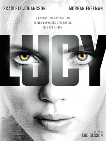 Lucy | HDRip | 2014