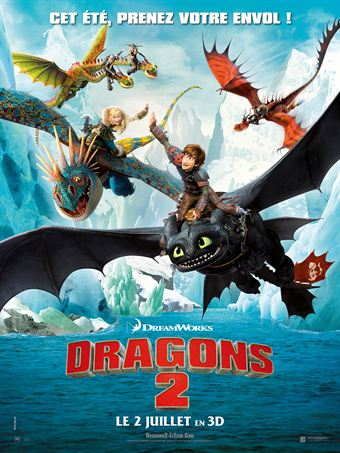 Dragons 2 | BDRip | 2014