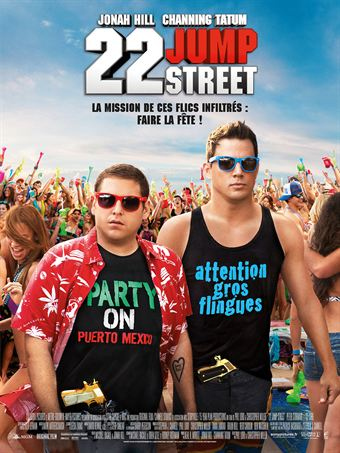 22 Jump Street | DVDRip | 2014