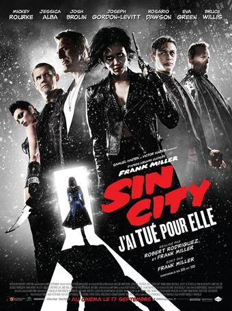 Sin City : j'ai tué pour elle | BRRIP | 2014