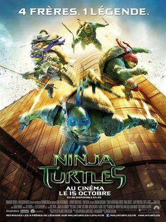 Ninja Turtles | HDRip | 2014