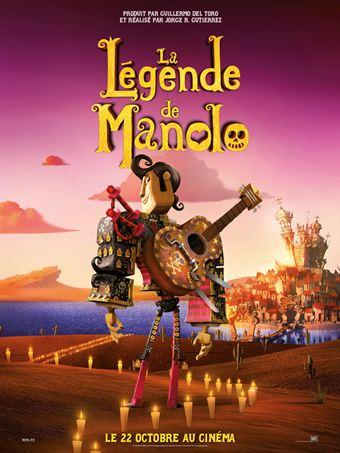 La Légende de Manolo | CAM | 2014