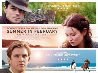 Summer in February | DVDRip | 2013