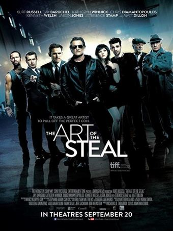 The Art of the Steal | DVDRiP | 2013