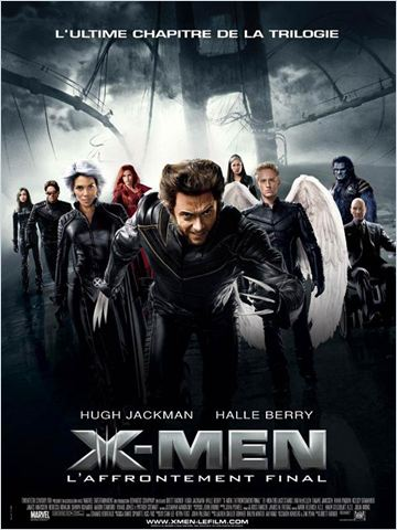 .: [DF] X-Men l'affrontement final [DVDRIP] [TRUEFRENCH] :.