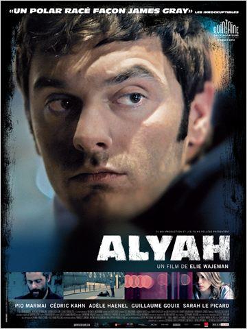 affiche Alyah